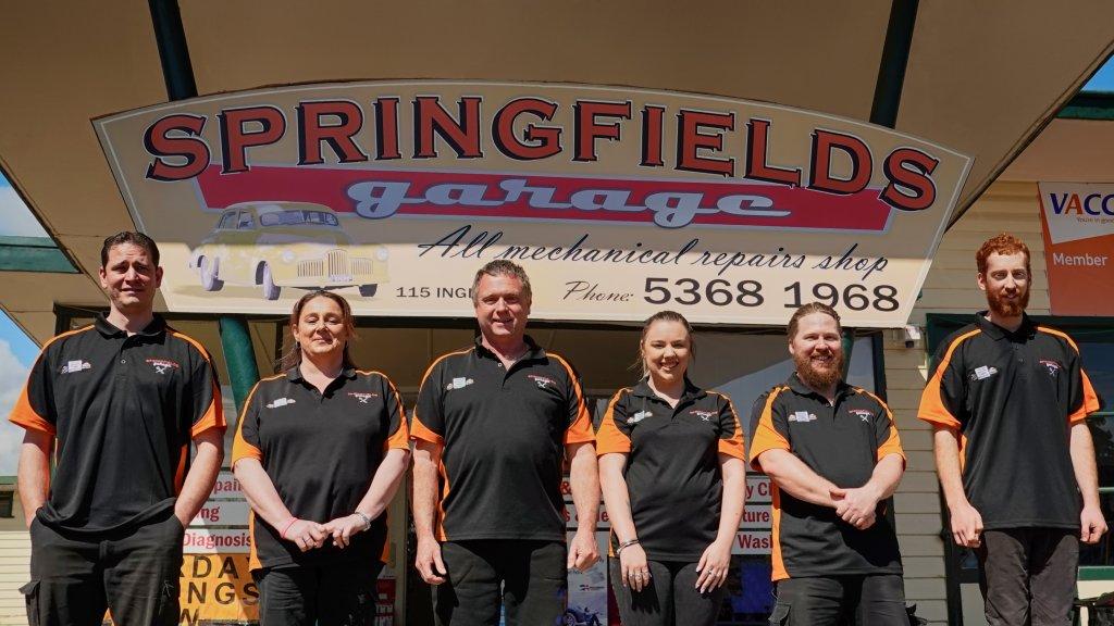 Springfields Class of 2019